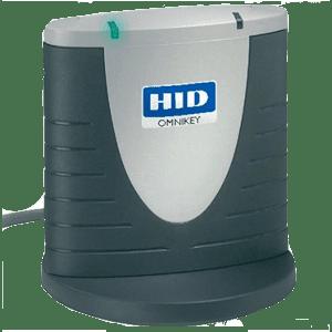 3121 USB Card Reader for smart cards - Omnikey