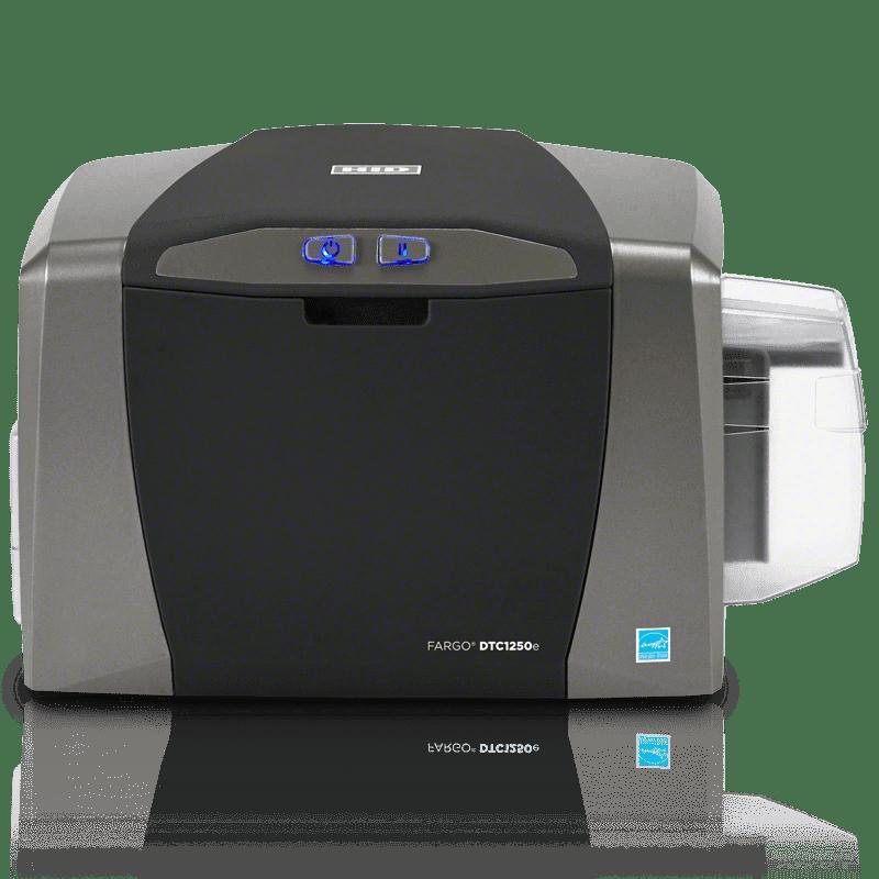 Fargo DTC1250e Plastic Card Printer
