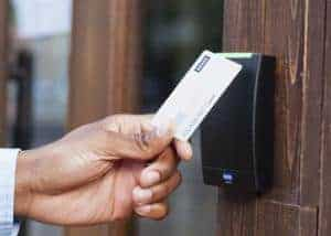 HID access control proximity and RFID cards