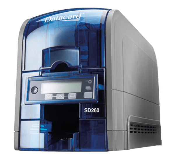 Datacard SD260 Printer - datacard printers australia