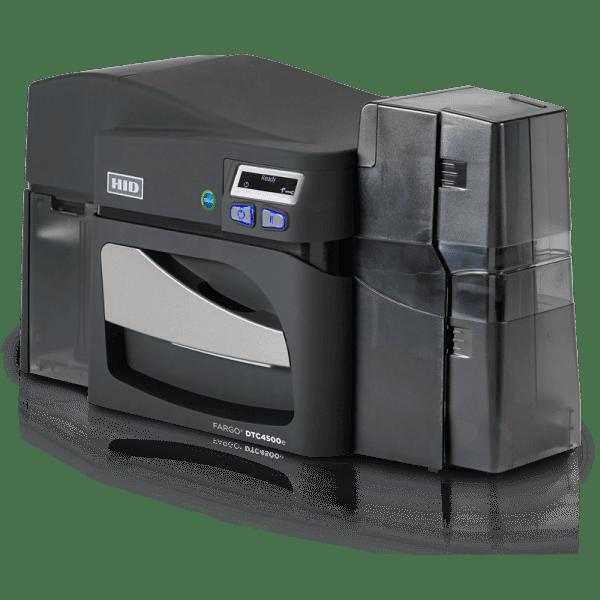 HID fargo card printers - DTC4500e